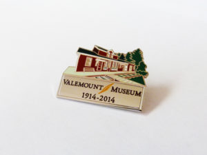 100 Year Anniversary Pin